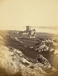 Iona Cathedral, From The South-West
